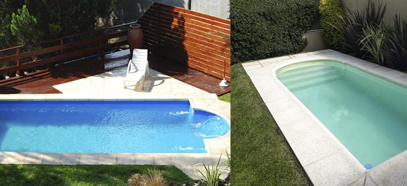 Tamaño de la piscina